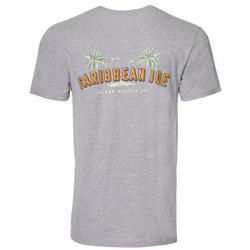 Mens Island Wave T-Shirt