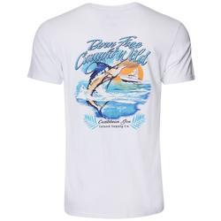 Mens Born Free T-Shirt