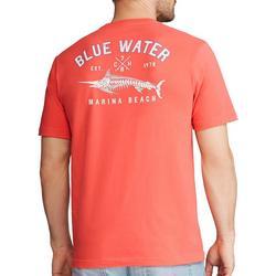 Mens Marina Beach T-Shirt