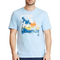 Mens Short Sleeve Graphic T-Shirt