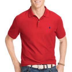 Mens Short Sleeve Pique Polo Shirt