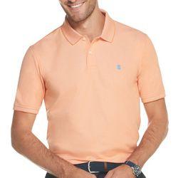 Mens Advantage Performance Solid Polo Shirt