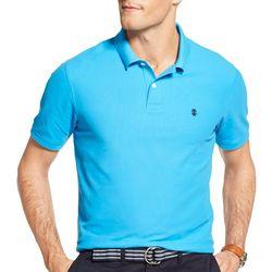 IZOD Mens Advantage Performance Short Sleeve Polo Shirt