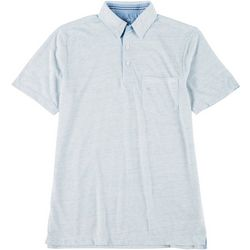 Sperry Mens Short Sleeve Heather Polo Shirt