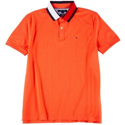 Tommy Hilfiger Mens Alan Custom Fit Polo Shirt