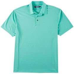 Windham Pointe Mens Solid Performance Polo Shirt
