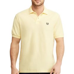 Mens Solid Everyday Polo Shirt
