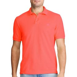Chaps Mens Everyday Pique Polo Shirt