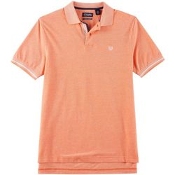 Chaps Mens Birdseye Polo Shirt