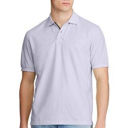 Chaps Mens Birdseye Polo Shirt