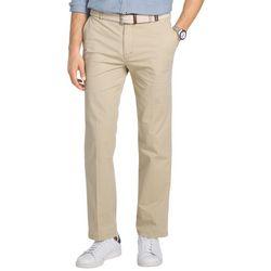 Mens Flat Front Saltwater Chino Pants