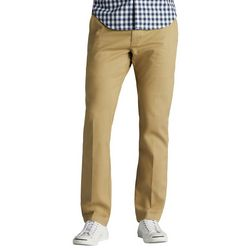 Lee Mens Extreme Comfort Slim Fit Solid Pants