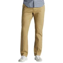 Mens Extreme Comfort Slim Fit Solid Pants