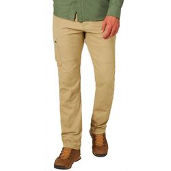 Wrangler Mens Solid Eco Utility Pants