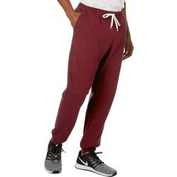 Boca Classics Mens Heathered Jogger Pants