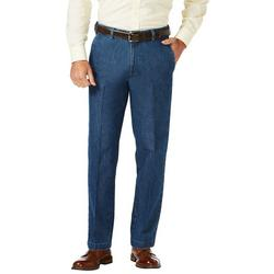 Mens Stretch Denim Trouser Pants