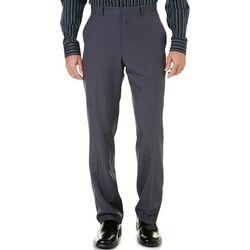 Perry Ellis Mens Pleated Performance Portfolio Pants