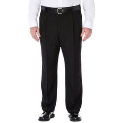 Mens Big & Tall eCLo Stria Pleated Pants