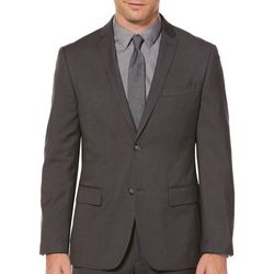 Mens Solid Suit Jacket