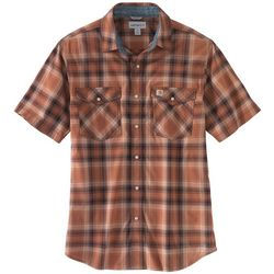 Carhartt Rugged Flex Bozeman Short Sleeve Shirt