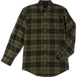 Boca Classics Mens Flannel Shirt