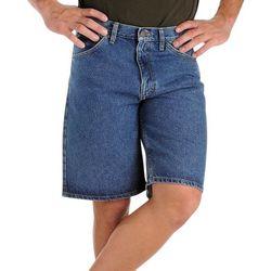 Lee Mens Regular Fit Denim Shorts