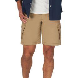 Lee Mens Brooklyn Solid  Cargo Shorts