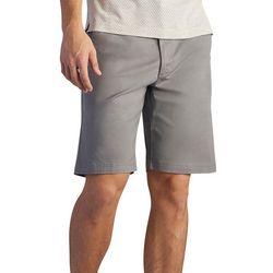 Lee Mens Xtreme Comfort Flat Front Shorts