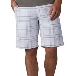 Lee Mens Extreme Comfort Glen Plaid Shorts