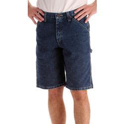 Mens Dungarees Carpenter Shorts