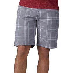 Lee Mens Extreme Comfort Plaid Shorts