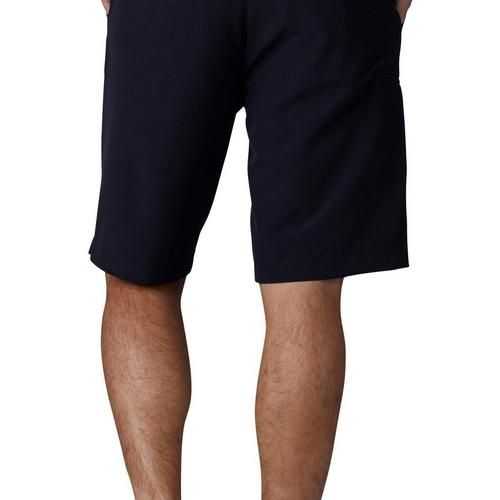 X-Future Mens Beach Zip Front Loose Lightweight Cotton Athletic Casual Shorts