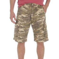 Mens Camo Clearwater Cargo Shorts