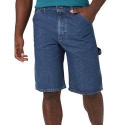 Wrangler Mens Carpenter Denim Shorts