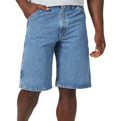 Wrangler Mens Carpenter Denim Shorts