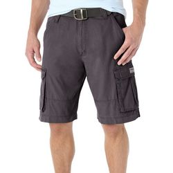 Wrangler Mens Clearwater Cargo Shorts