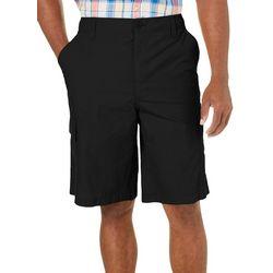 Boca Classics Mens 11'' Ripstop Cargo Shorts