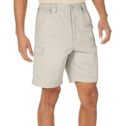 Mens Side Elastic Compass Shorts