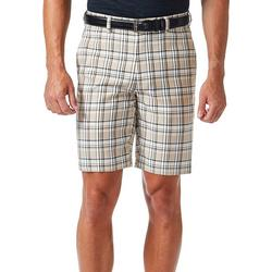 Mens Cool 18 Stone Plaid Shorts