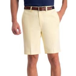 Mens Cool 18 Pro Oxford Solid Shorts