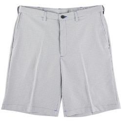 Mens Cool 18 Pro Tattersall Plaid Shorts