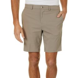 Perry Ellis Mens Solid Performance Shorts
