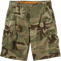 Wearfirst Mens Mindy Camo Cargo Shorts
