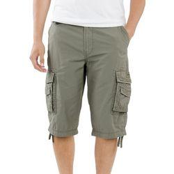 Union Bay Mens Cordova Messenger Cargo Shorts