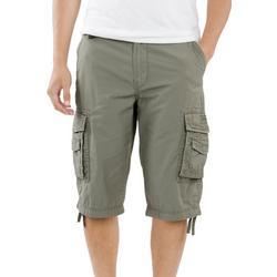 Mens Cordova Messenger Cargo Shorts