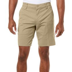 Dockers Mens Solid All Motion Stretch Waist Chino Shorts