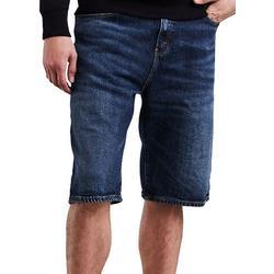 Mens 569 Loose Fit Straight Denim Shorts