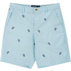 Chaps Mens Pineapple Print Shorts