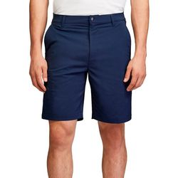 Chaps Mens Solid Performance Cargo Shorts