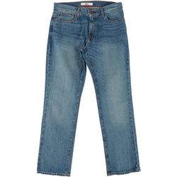 Tommy Hilfiger Mens Relaxed Denim Jeans